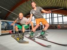 Wereldrecordpoging in Alphen: langste afstand in 24 uur skiën en snowboarden op indoorskibaan