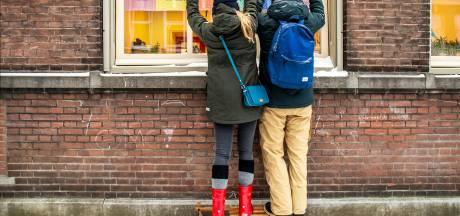 Deze school in Utrecht liet zich niet tegenhouden door kou en gladheid en ging na acht weken wél open