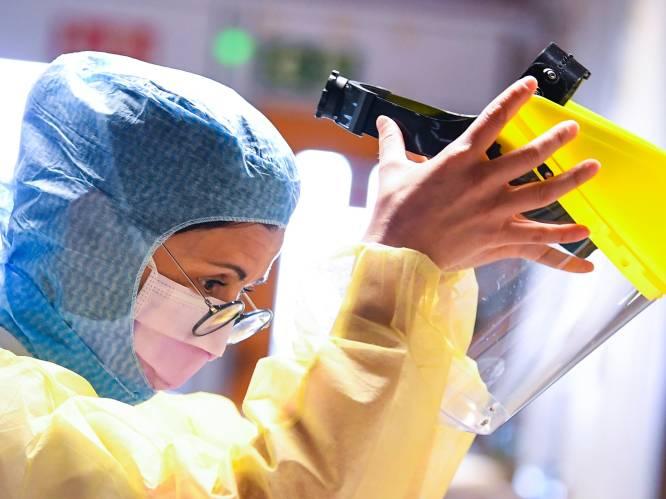OVERZICHT. Bijna 2.500 besmettingen per dag, ook cijfers ziekenhuisopnames en doden stijgen