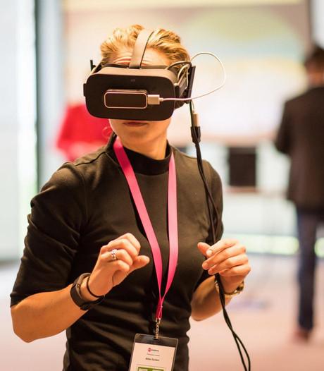 The VR Room komt naar Breda: virtual reality in de Koepel