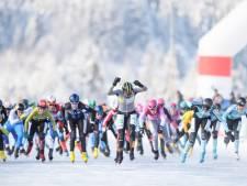 Kamminga sprint naar eerste zege op de Weissensee