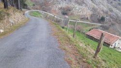 De finish in de Vuelta ligt vandaag op de top van deze beestachtige beklimming