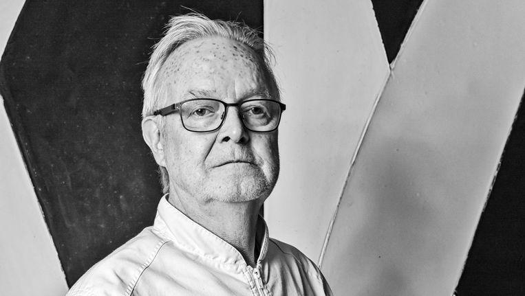Chef-kok John Halvemaan overleed woensdag op 69-jarige leeftijd Beeld Jan van Breda