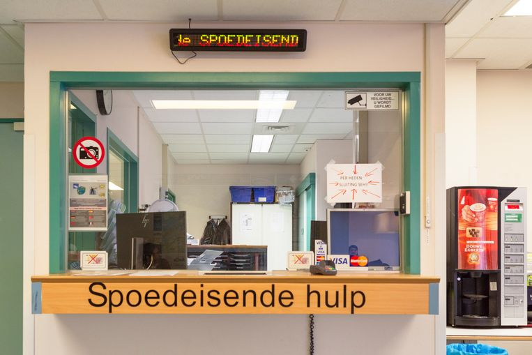 Medisch Centrum Slotervaart in Amsterdam. Beeld Pauline Niks