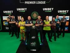 Programma & stand | Van Gerwen pakt koppositie in Premier League Darts