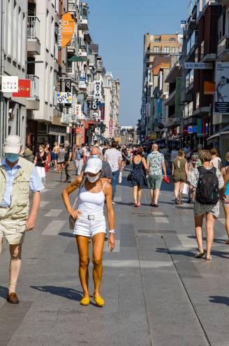 """Geen strandkledij meer toegelaten in het centrum van Blankenberge: """"We volgen het voorbeeld van Knokke-Heist"""""""