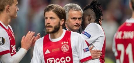 Twitter reageert op het verlies van Ajax tegen ManUnited