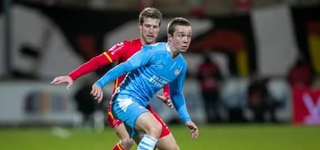 Jong PSV laat de punten in Deventer en blijft hangen tussen de staartploegen