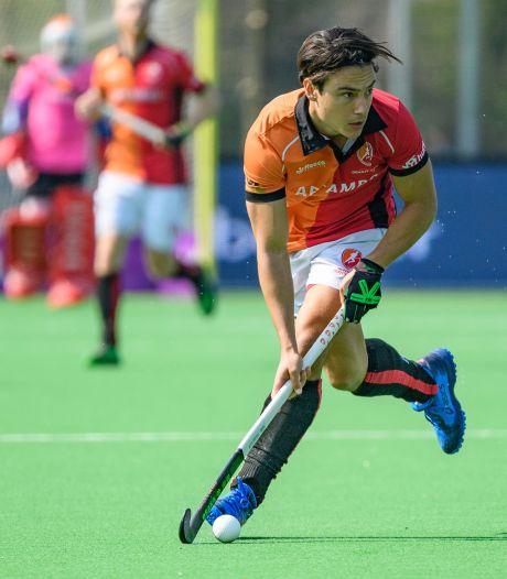 Droomstart niet genoeg voor Oranje-Rood, dat met flinke cijfers verliest in Amsterdam