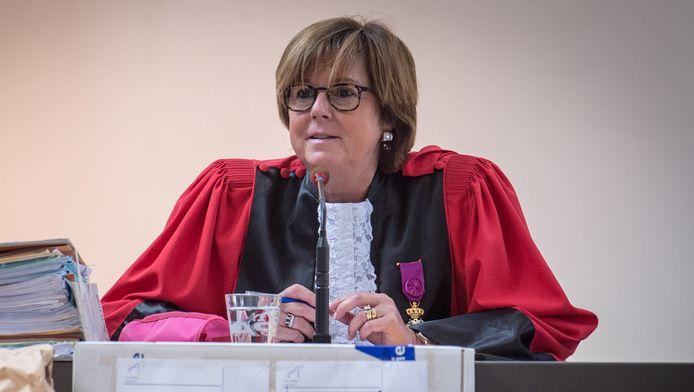 Voorzitter Fabienne De Tandt.