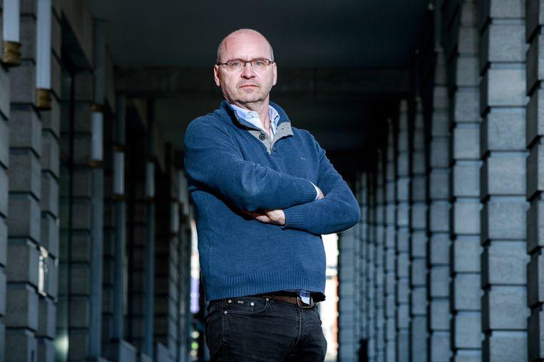 Paul De Geyter.  Beeld Photo News