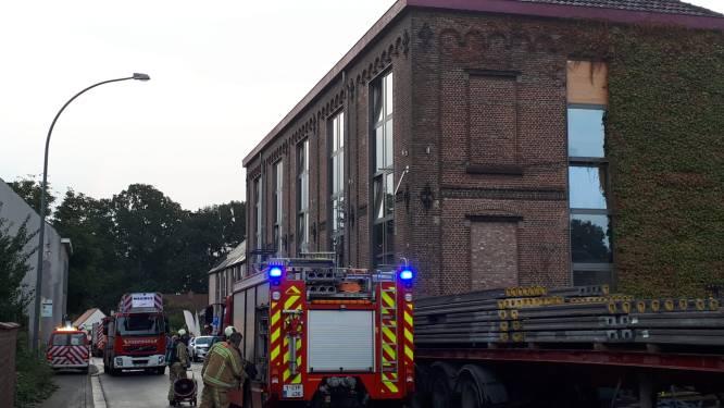 Stortvlaag veroorzaakt kortsluiting en rookontwikkeling in Woonzorgcentrum Terlinden