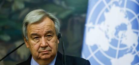 """Le chef de l'ONU """"profondément perturbé"""" par les frappes israéliennes à Gaza"""