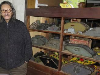 """Verzamelaar schenkt meer dan 400 miniatuurtanks aan In Flanders Fields Museum: """"Sommige exemplaren werden al gemaakt aan het einde van WO I"""""""