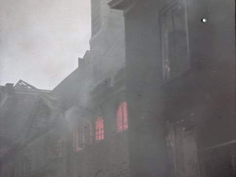 Nooit vertoonde beelden van bommenwerpers op weg naar Den Haag en ontploffende bommen in Bezuidenhout