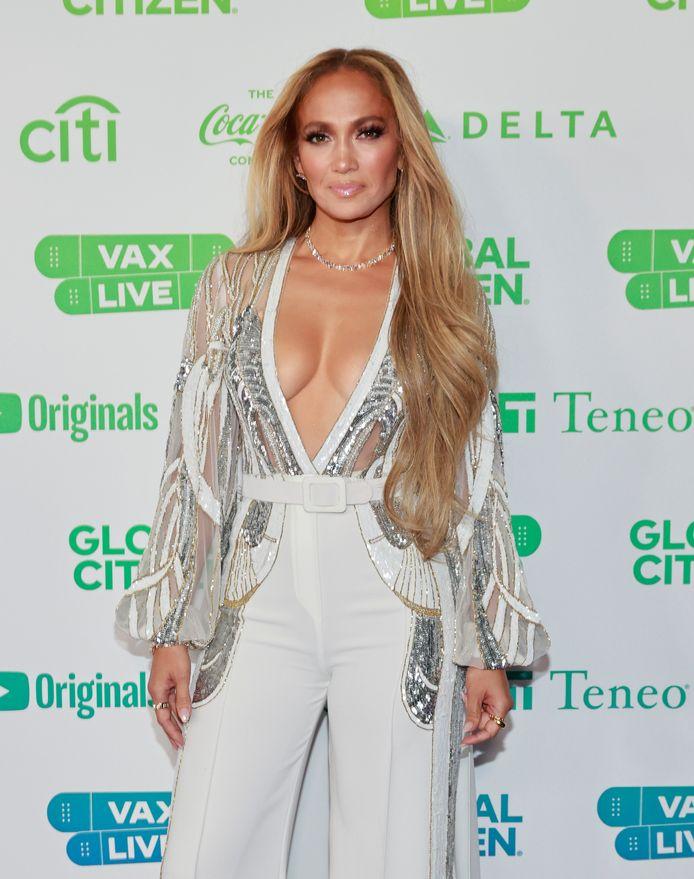 Jennifer Lopez, en mai dernier, en Californie