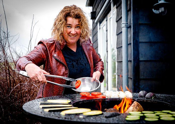 Worden zoals tv-kok Yvette van Boven, dat lijkt haar wel wat.