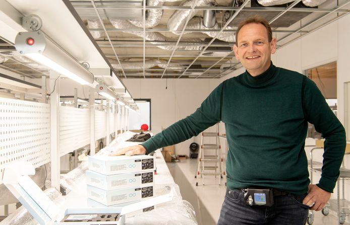 De Goorse uitvinder van de kunstmatige alvleesklier Robin Koops is blij met miljoenensteun uit de medische hoek.
