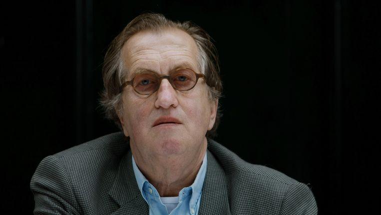 Gerrit Komrij in 2007. Beeld ANP