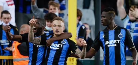 Lang helpt Club Brugge aan winst Belgische Super Cup tegen Van den Brom