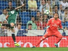 Sanabria kopt Real Betis in extremis naar winst in Bernabéu