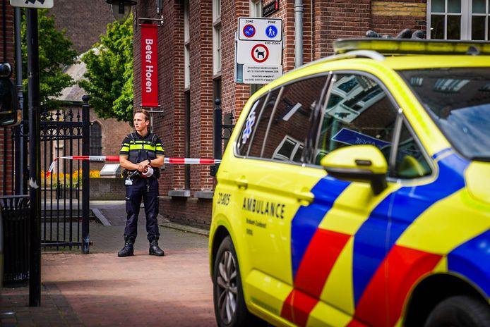 Persoon overleden aan het Lambertushof in Helmond.