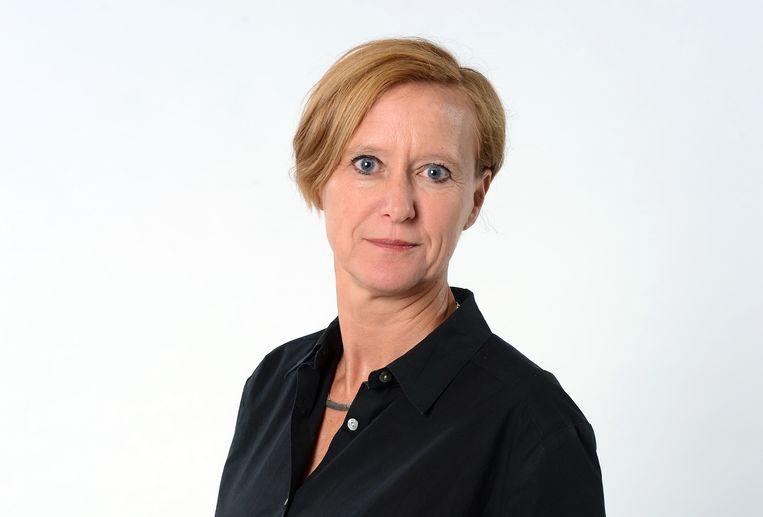 Sandra Rosvelds. Beeld rv