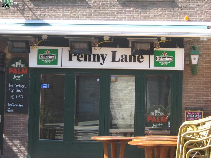 Penny Lane, een van de kroegen van Wageningen die de deuren heeft gesloten.