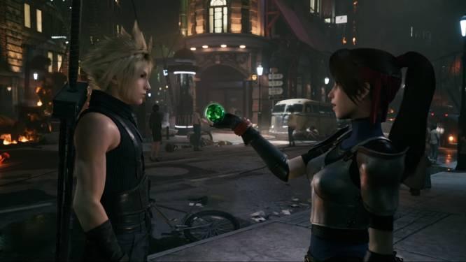'Final Fantasy VII Remake' komt volgend jaar uit (en ziet er helemaal anders uit dan het origineel)