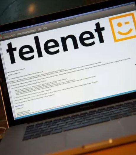 La panne chez Telenet est résolue