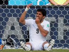 Bijtende Suárez in staat van beschuldiging gesteld