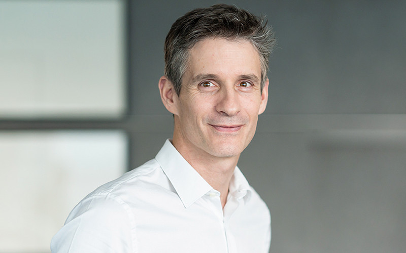Proximus-CEO Guillaume Boutin