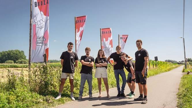 Braza Open Air & Terras keren in 2022 terug