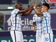 Romelu Lukaku rapproche l'Inter du paradis