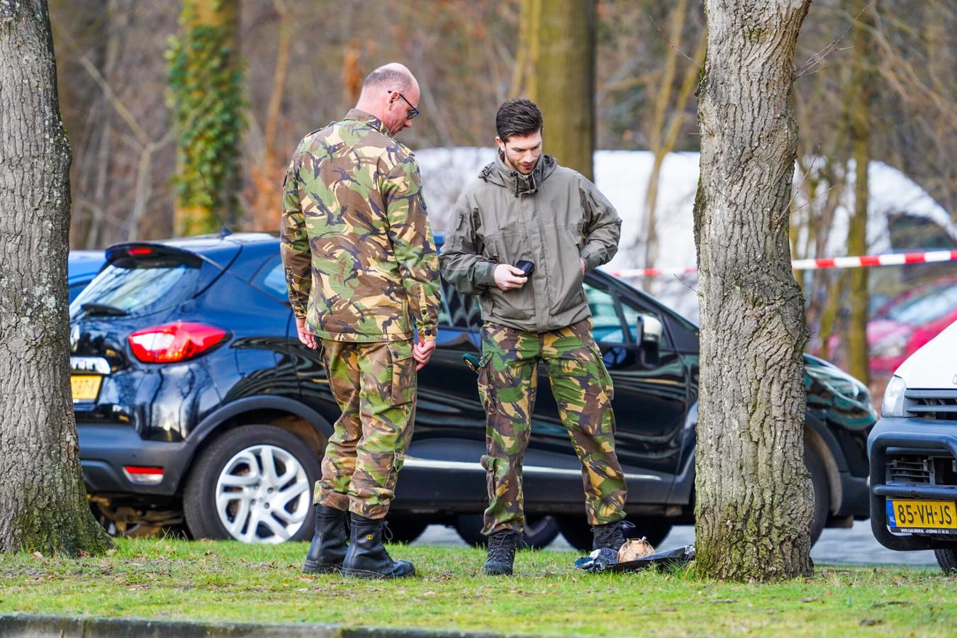 Zwaar vuurwerk gevonden in Geldrop