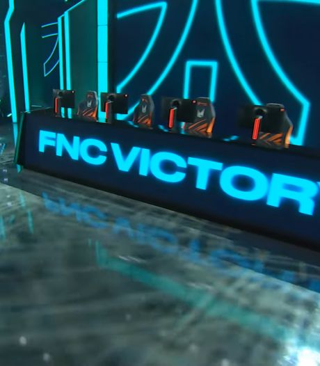 Fnatic wint zonder boegbeeld Rekkles van rivaal G2 Esports, dat met internetproblemen kampte