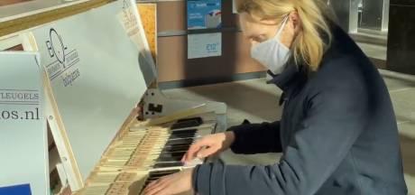 Gesloopte piano in stationshal Eindhoven wordt binnenkort al vervangen. Met dank aan gulle gever