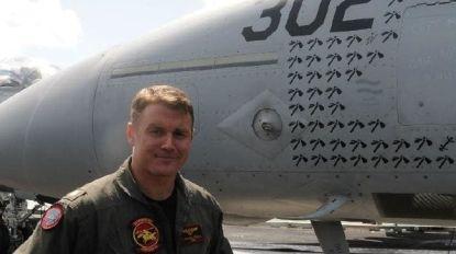 """US Navy-piloot die eerste vijandig vliegtuig in 18 jaar neerhaalde: """"Maf om in echte gevechtssituatie te schieten"""""""