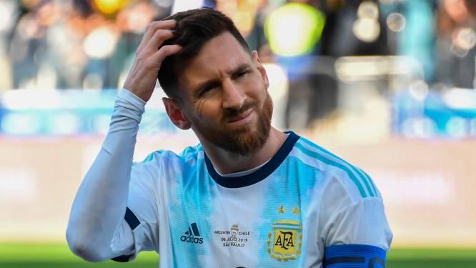 Copa America wordt 2 weken voor openingsmatch verplaatst van Argentinië naar Brazilië
