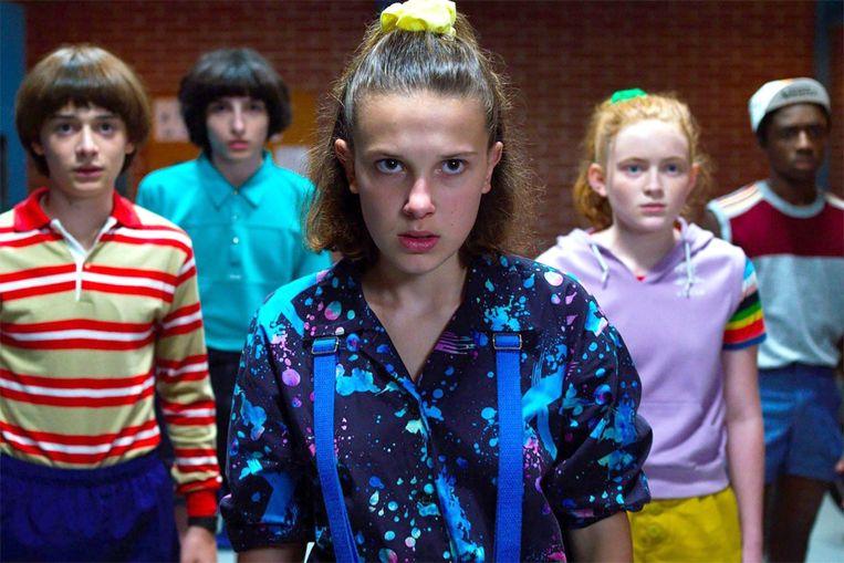 'Stranger Things', seizoen 3.  Beeld Photo News