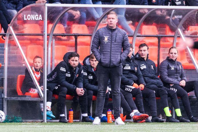 Erik Zandstra is nu nog coach van hoofdklasser Longa'30.