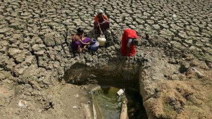 """Eén van grootste steden in India zit bijna zonder water door """"ergste watercrisis ooit"""" in land"""