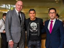 Salcido benoemd als PSV-ambassadeur in Mexico