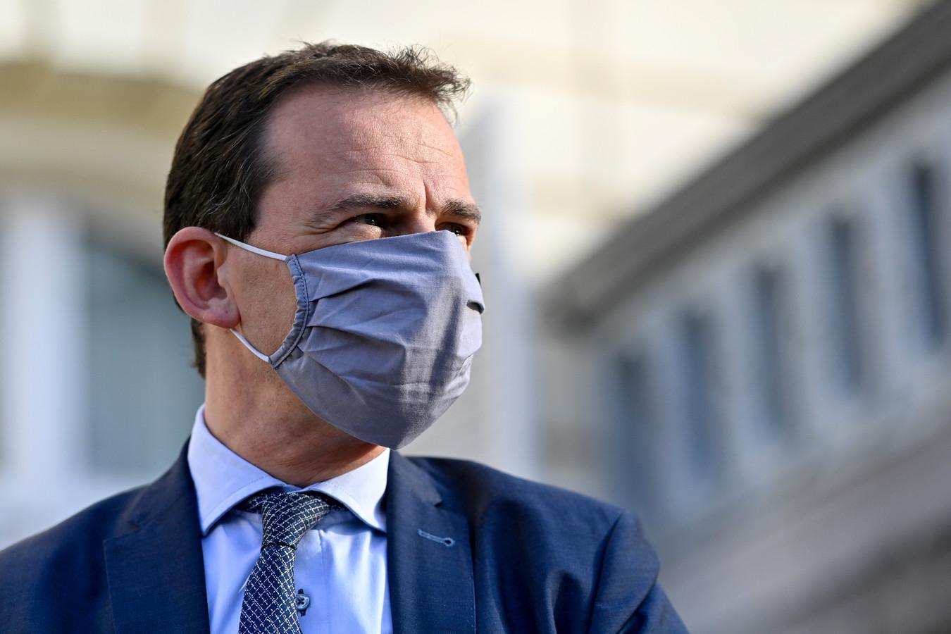 Vlaams minister van Welzijn Wouter Beke