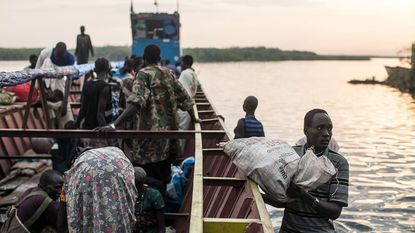 Zeventien doden nadat schip kapseist op de Nijl