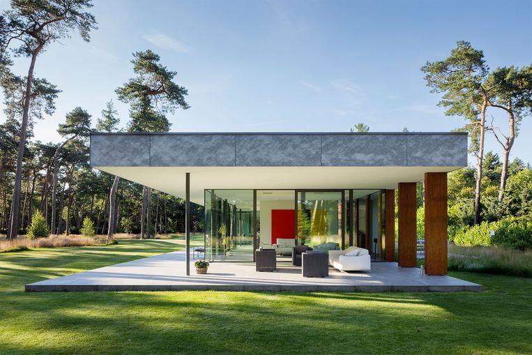 Villa Waalre Beeld