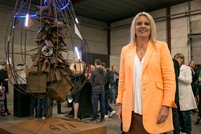 Sophie De Meyer van Het Metaal.