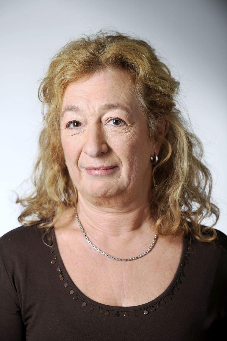 Groen-Kamerlid Anne Dedry Beeld Groen