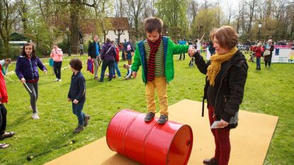 Tuin van Sint-Godelieveabdij én elf andere locaties openen deuren voor kinderen