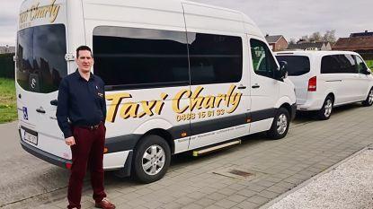 """Taxi Charly hoopt op hinderpremie voor zijn sector: """"Besmettingsgevaar in een taxi is groot"""""""